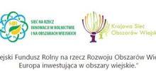Zaproszenie do udziału w szkoleniu w dniu 16.10.2019 r. - Innowacyjne formy działalności na terenach wiejskich
