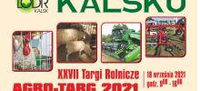 Targi Rolnicze w Kalsku 2021