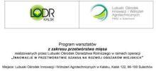 Program warsztatów z zakresu przetwórstwa mięsa w dniach 20,21 i 24 listopada 2017 r.